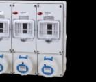 湛江曼奈柯斯专用于冷藏集装箱;大电流插头、插座湛江W