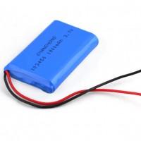 专业定制 3.7V锂电池 800mAh 厂家批发
