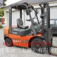 晋中出售10年7成新二手合力H2000系列2.5吨内燃叉车