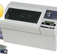 斑马证卡机价格彩照打印机员工卡打印机