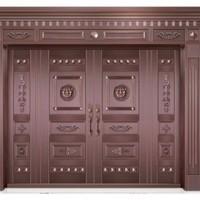 供应佛山工艺最细的铜门