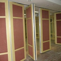 供應酒店多功能廳活動隔斷屏風,移動隔音墙,推拉门