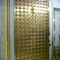不锈钢DIY屏风制作 电镀玫瑰金不锈钢酒店屏风 新款定做
