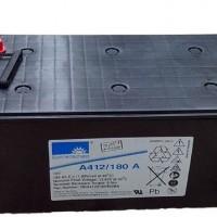 德国阳光蓄电池A412/100A 阳光12V100AH直