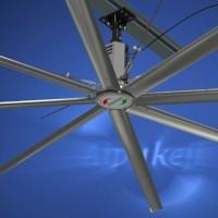 aipukeji AWF-7.2 6叶 大型吊扇
