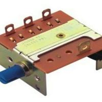 大电流HR31旋转开关,取暖器功率选择档位开关