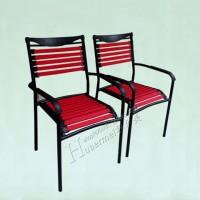 健康椅家用办公电脑椅网吧椅橡筋椅麻将椅弹力橡皮筋透气四脚椅