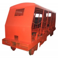 XRC8-6/6插轨式斜井人车的供应