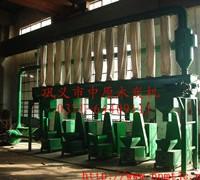 木炭机除烟设备实现生产环保