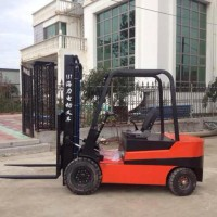 电动叉车堆高车座驾式1吨