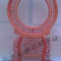 圆形木框  茶饼木架  扇形木架