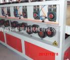 pvc结皮发泡板设备,木塑板材设备生产线,PVC家具板设备