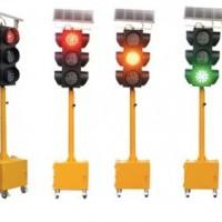 200规格4向3灯3色移动红绿灯/可手摇升降型红绿灯