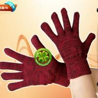 针织手套磁疗手套保健手套