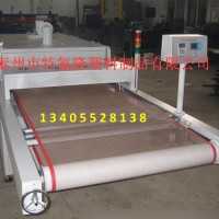 UV glazing machine belts