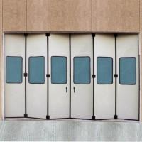 厂房折叠门