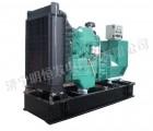 明恒-250KW上柴柴油发电机组,斯坦福发电机,静音无污染