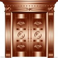 朝阳铜门 朝阳铜门厂家 安全可靠铜门 ❤连杰门业❤