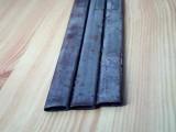 广东厂家304材质建筑装修用不锈钢异形管 椭圆管 椭圆槽管