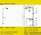 不锈钢自动排空防冻防尘复合洗眼器/紧急防护安全