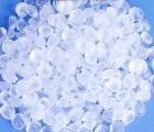 东莞厂家供应 透明PVC塑料颗粒 食品级PVC 无味透明PVC粒子