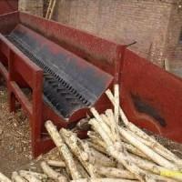 中阳木材剥皮机质量如此之好怎能不买