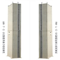 RM-L-C-S/Q离心侧吹风幕蒸汽加热离心式热空气幕
