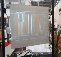 全息投影韩国全息膜3D投影