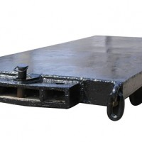 MPC18-6矿用平板车