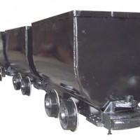 MGC1.1-6固定式矿车