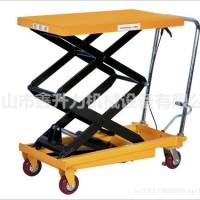 脚踏式模具运输升降平台车