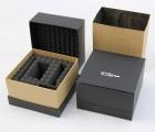供应首饰植绒EVA包装盒内托 婚戒定位包装盒海绵内衬