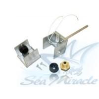 江森 风管温度传感器 铂 TE-6351M-1
