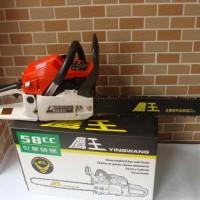 鹰王油锯价格锯木机品牌伐木油锯视频