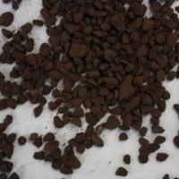 供应江苏地下水除锰除铁专用锰砂滤料/锰砂价格