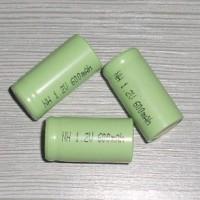 供应2/3AA镍氢电池