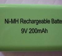 供应9V镍氢电池