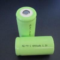 供应C4000MAH镍氢电池