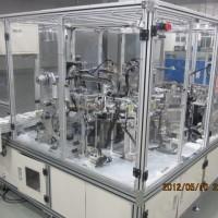 新能源领域——聚合物软包电池自动贴胶机