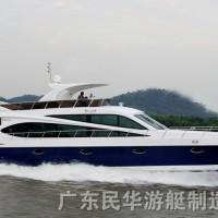 78英尺豪华游艇(现艇,可来厂参观) 总长23.8米 商务艇