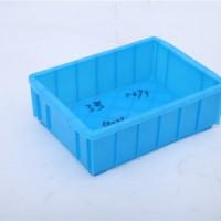 厂家批发价格供应塑料箱 高8公分的3号箱 抗形变工具箱价格