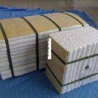 标准硅酸陶瓷纤维模块金盛能供应隧道窑吊顶棉300x300x2