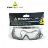 代尔塔正品劳保眼镜实验室护目镜户外骑行防风防尘防晒眼镜