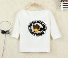广州印花刺绣针织男女t恤童装T恤服装加工厂