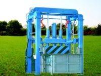 河北航凯CLY垂直式垃圾压缩设备