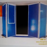 内蒙古盛博自动门窗有限公司供应销售工业折叠门专业生产定做
