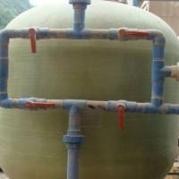 软水设备洁明玻璃钢罐