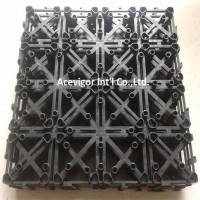 Plastic Base for decking tile