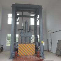 生产垂直式垃圾压缩设备 垃圾压缩设备 小区生活垃圾处理