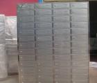 广州豪深供应小区不锈钢材质的邮箱柜可定制